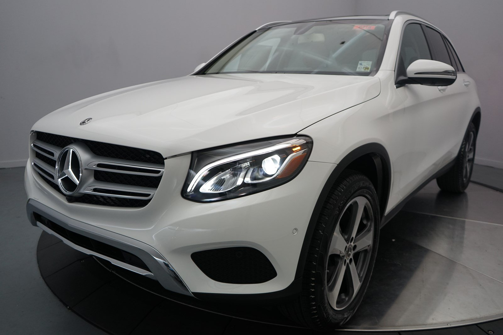 New 2018 mercedes benz glc glc 300 sport utility in for Mercedes benz glc 300 accessories