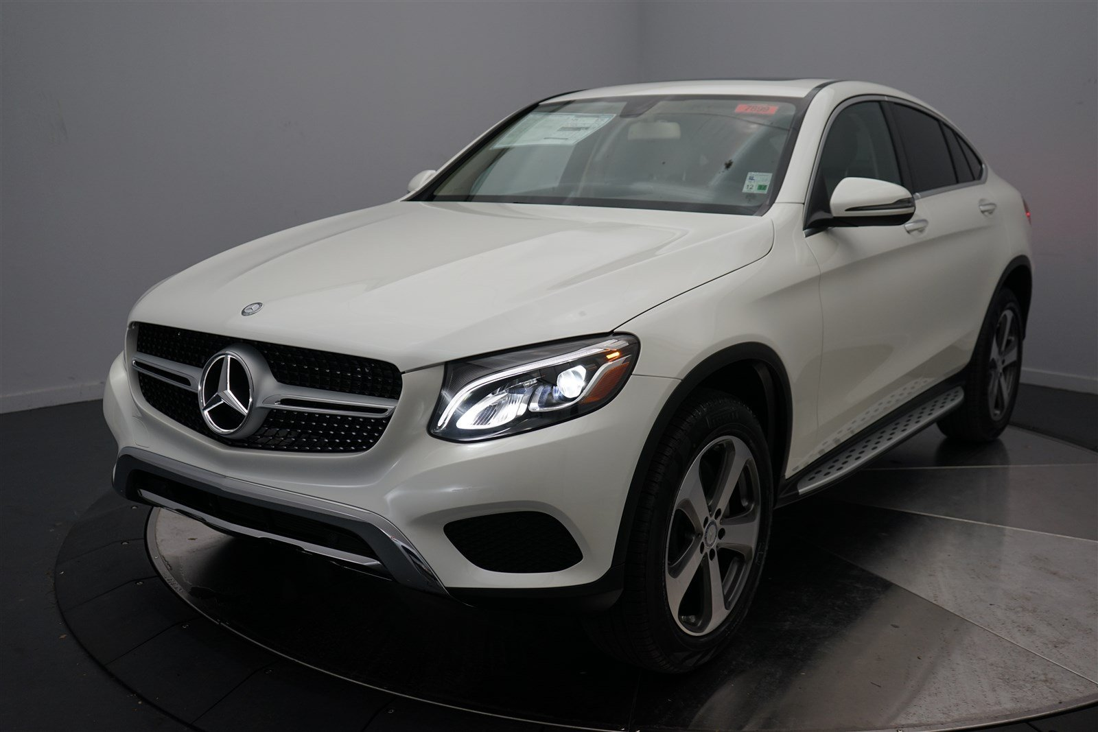 New 2017 Mercedes Benz Glc Glc300 Coupe In Shreveport