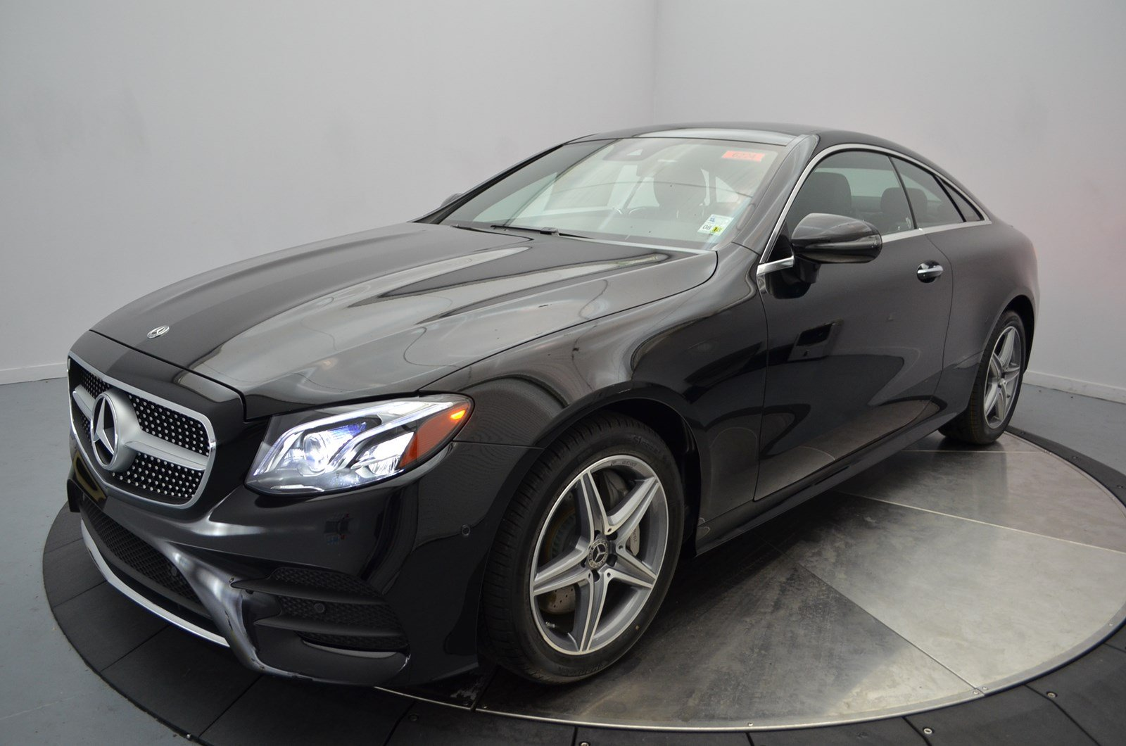 New 2018 mercedes benz e class e 400 sport coupe in for Mercedes benz b3 service