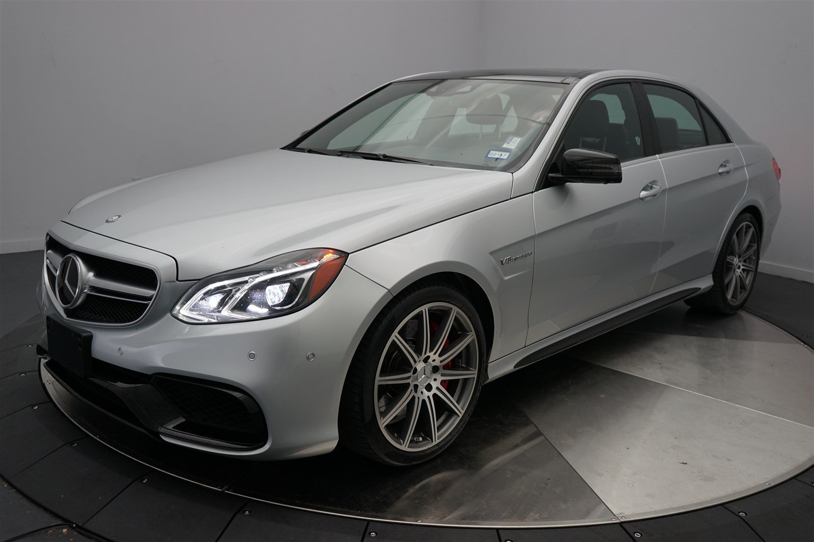 Certified pre owned 2014 mercedes benz e class e 63 amg for Pre owned e class mercedes benz