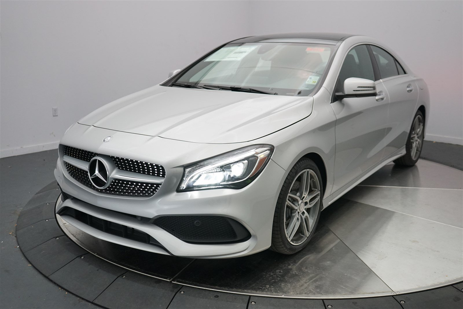 new 2017 mercedes benz cla cla 250 sport coupe in shreveport 7940 holmes european motors. Black Bedroom Furniture Sets. Home Design Ideas