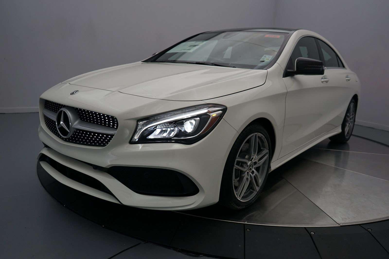 New 2018 MercedesBenz CLA CLA 250 Coupe in Shreveport 6142